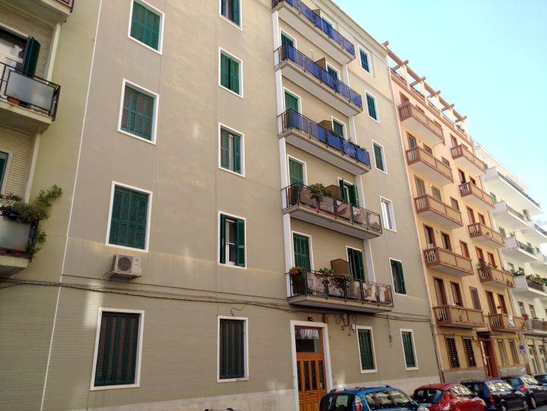 Affitto quadrivani Bari zona RAI